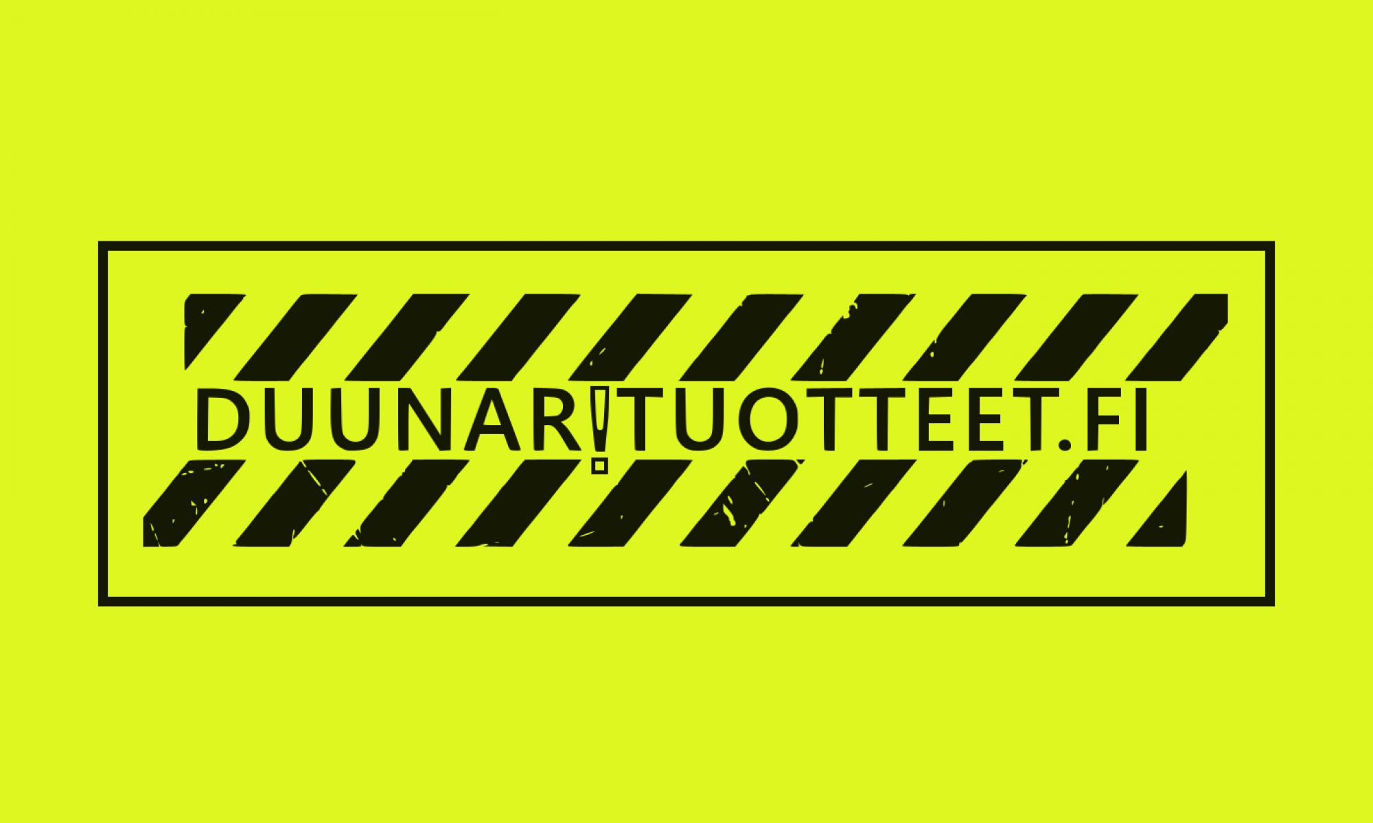 duunarituotteet.fi - verkkokauppa